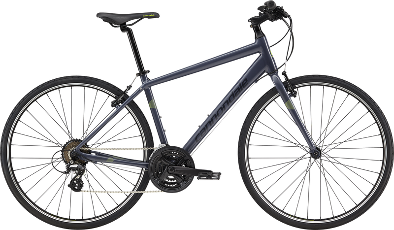 Cannondale Quick 8 Mens Flat Bar Road Bike Slate 2019