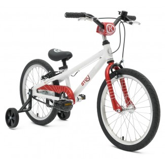 ByK E-350 Kids Bike (Red)