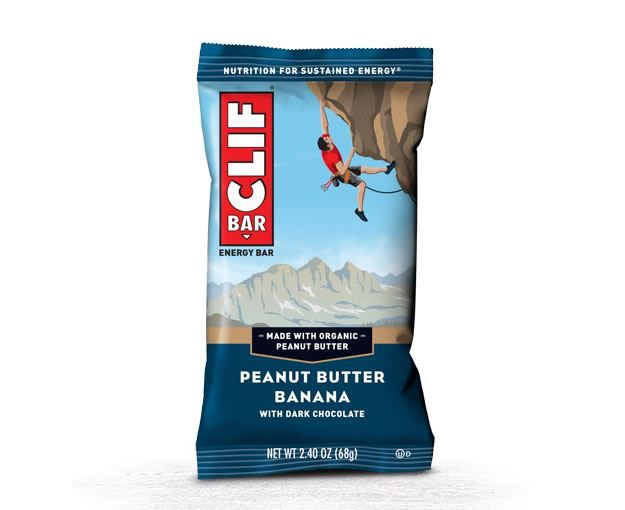 Clif Energy Bar Peanut Butter Banana 68g