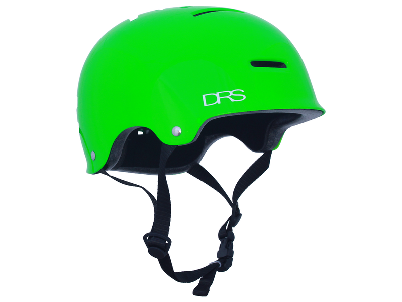 DRS Helmet Gloss Lime Green