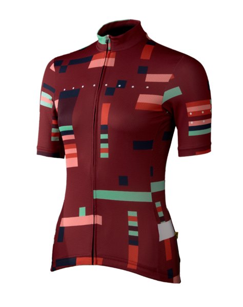Pedla Full Gas Aero Womens Cycling Jersey