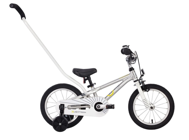 ByK E-250 Kids Bike (Polished Alloy)