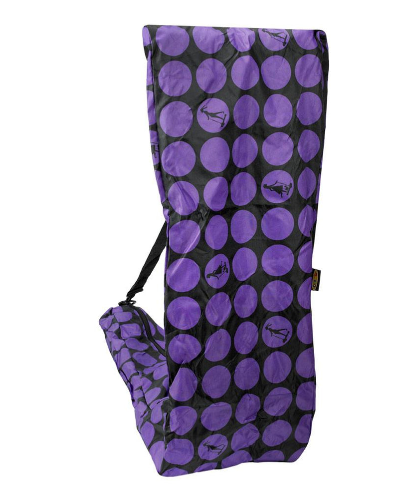 Micro Carry Cover Scooter Bag Purple Dots
