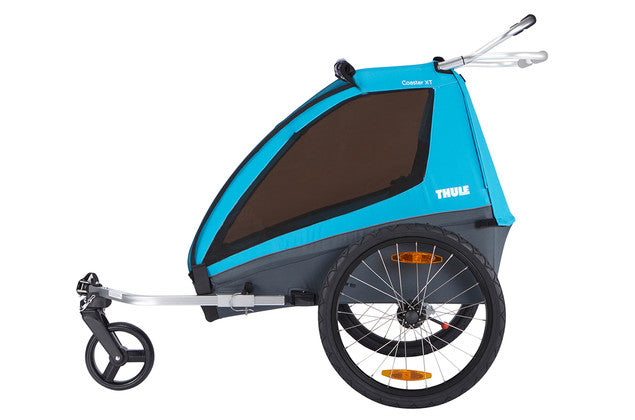 Thule Coaster XT Child Trailer / Stroller Blue (10101803AU)
