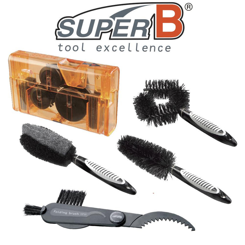 SuperB Versatile Bike Cleaning Kit TB32950