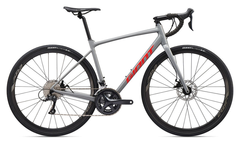 Giant Contend AR 3 Road Bike Gray 2020