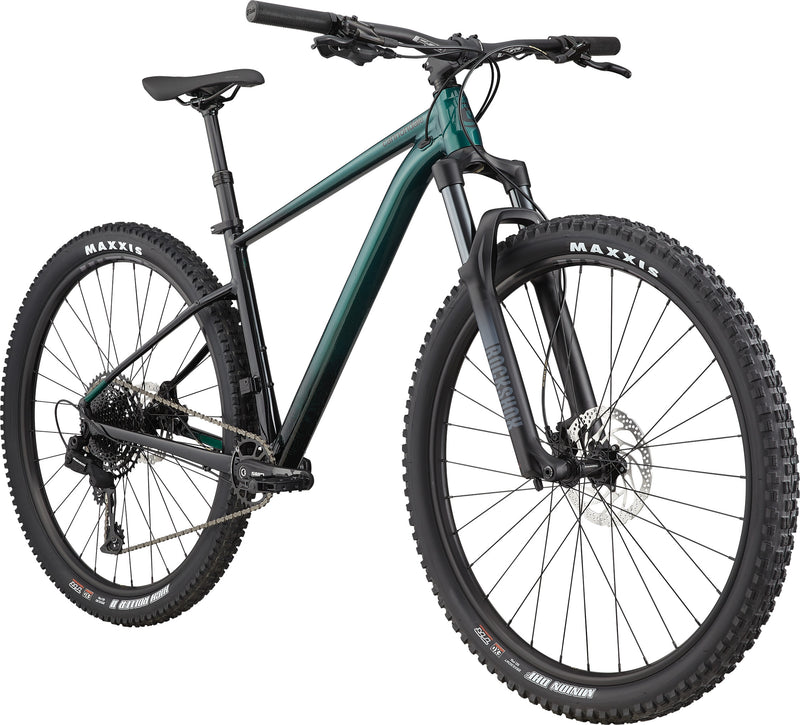 Cannondale Trail SE 2 Mountain Bike Emerald Green 2021