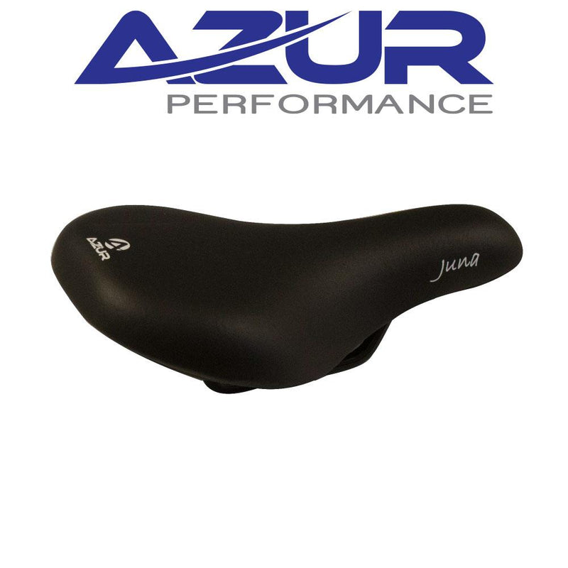 Azur Pro Range - Juna  Juvenile Bike Saddle Seat Black