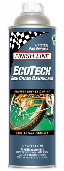 Finish Line EcoTech Bike Chain Degreaser 20oz Liquid