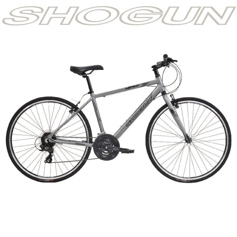 Shogun Metro 100 Flat Bar Road Bike