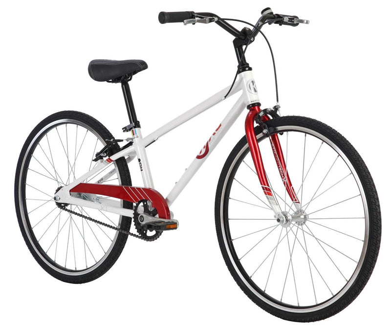 Byk E-540 Single Speed Kids Bike Red