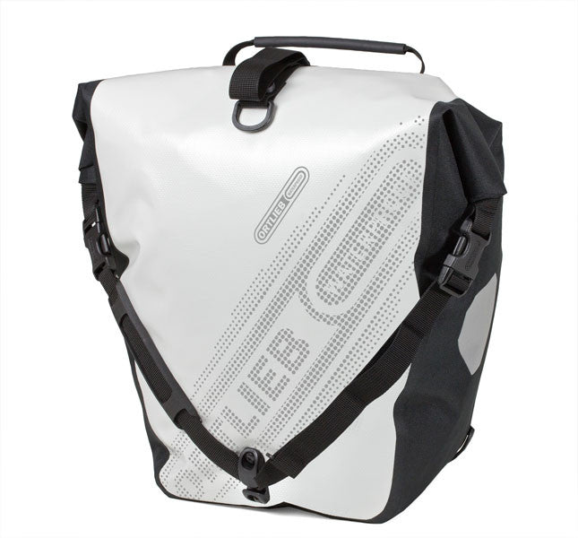 Ortlieb Back Roller Classic Pannier White / Black