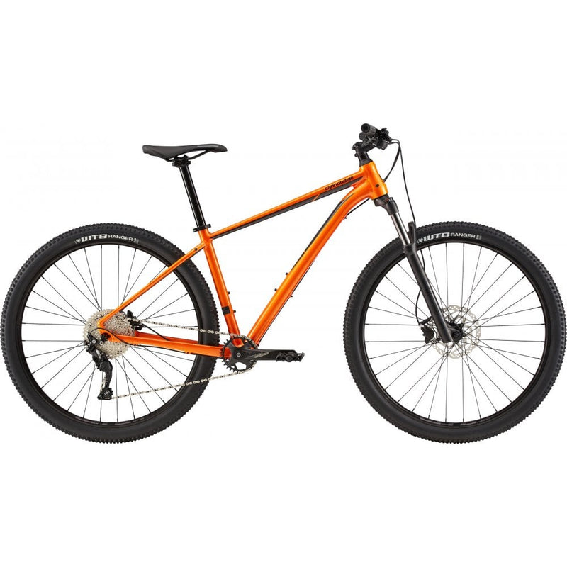 Cannondale Trail 4 29inch Mountain Bike Crush Orange 2020