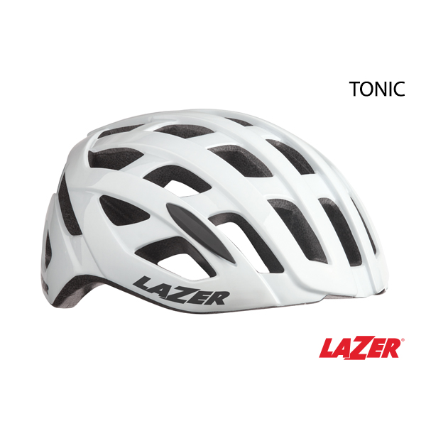 Lazer Tonic Bike Bicycle Helmet White