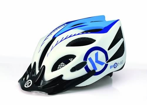 ByK Kids Cycling Helmet Blue Bike Helmet