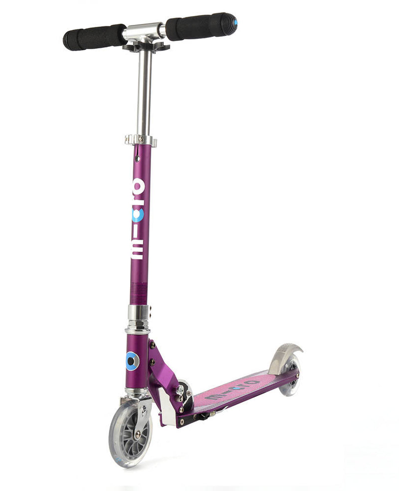 Micro Special Edition Sprite Scooter Purple Stripes