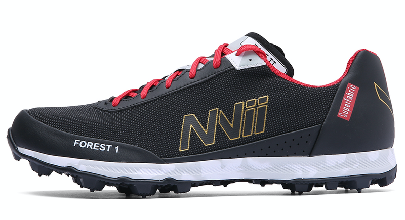 Nvii Ultimate Forest 1 F1 Shoe Black/ Red