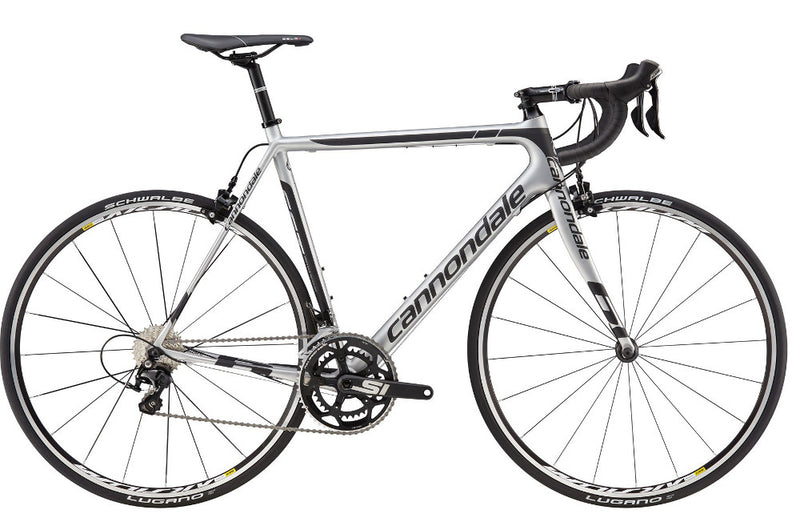 Cannondale Supersix Evo 105 5 Road Bike