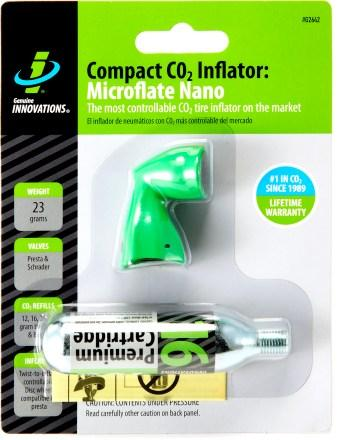 20g Cartridge Genuine Innovations Microflate Nano Bike CO2 Compact Inflator