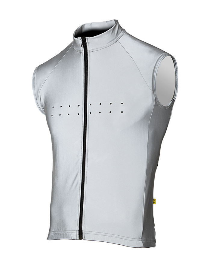 Pedla Wind Cheater Ride FLASH Mens Cycling Gilet