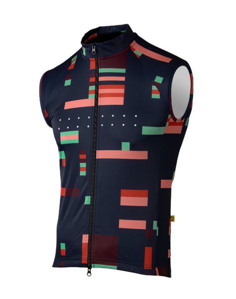 Pedla Wind Cheater Locals Mens Cycling Gilet