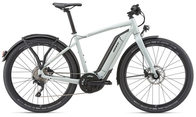 Giant Quick E+ E-Bike Solid Grey 2019