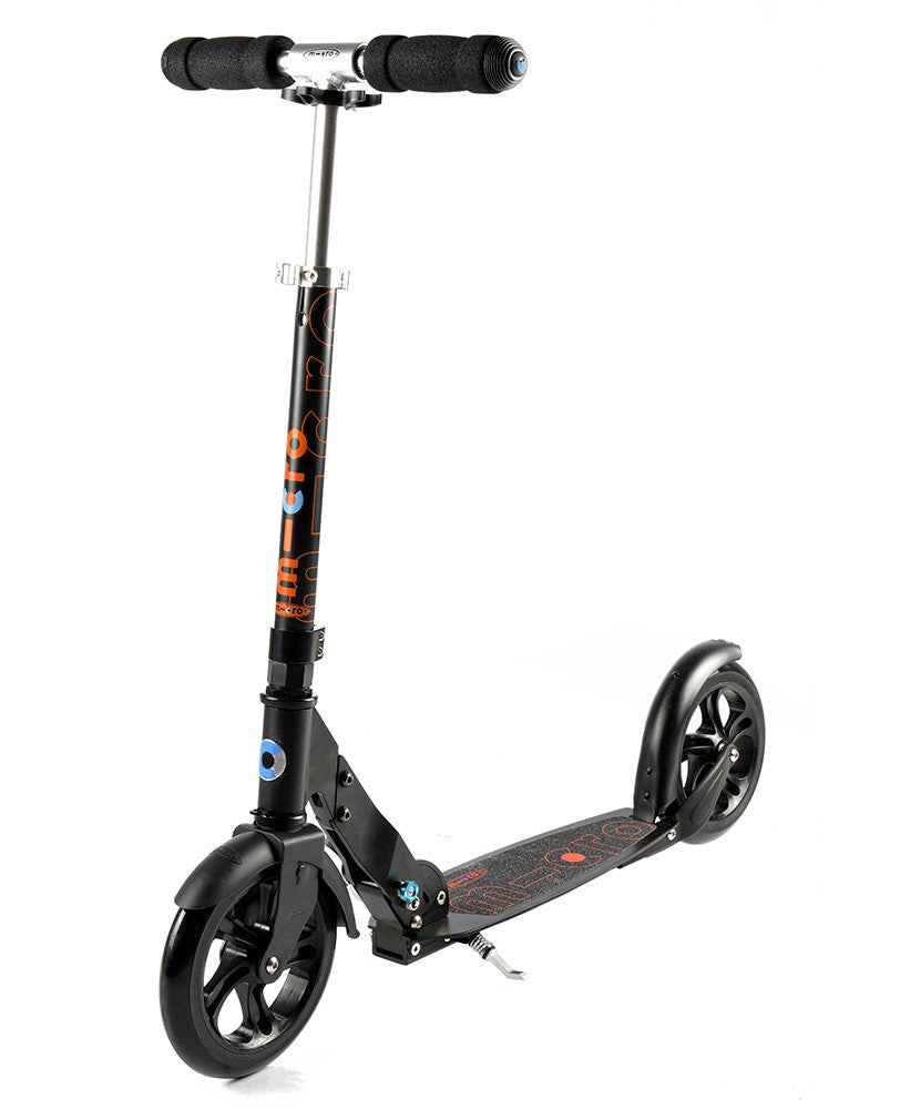 Micro Black Adult Scooter Melbourne Bicycles