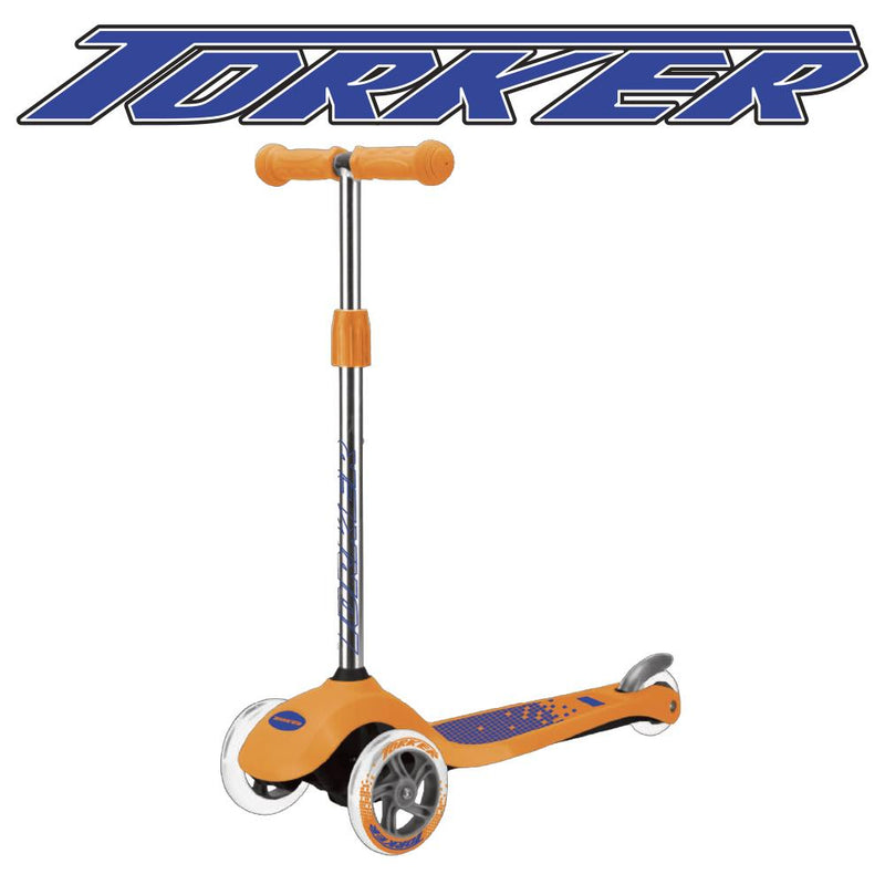 Torker Scooter - Rug Rat Orange