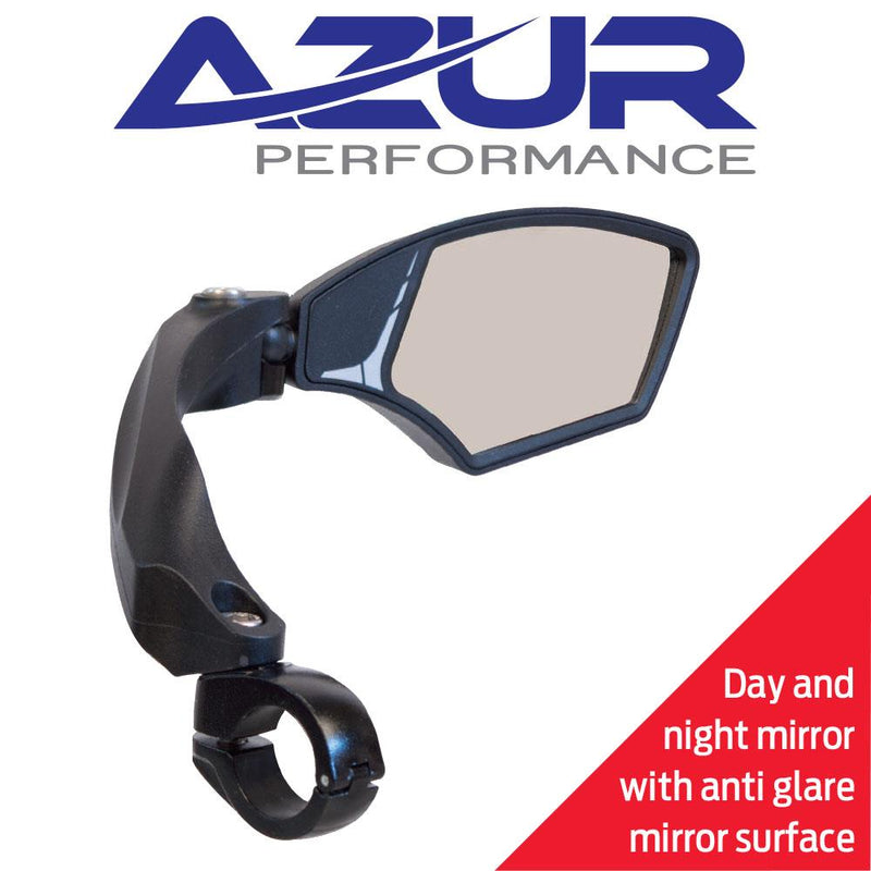 Azur Focus Mirror Anti Glare
