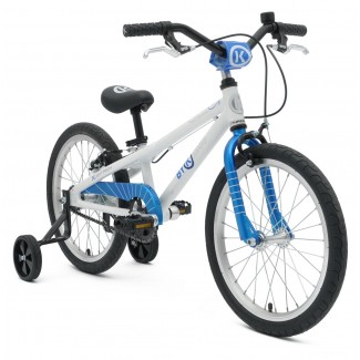 ByK E-350 Kids Bike Bright Blue  (Blue)