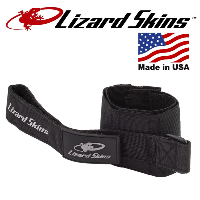 Lizard Skins Tube Strap Black