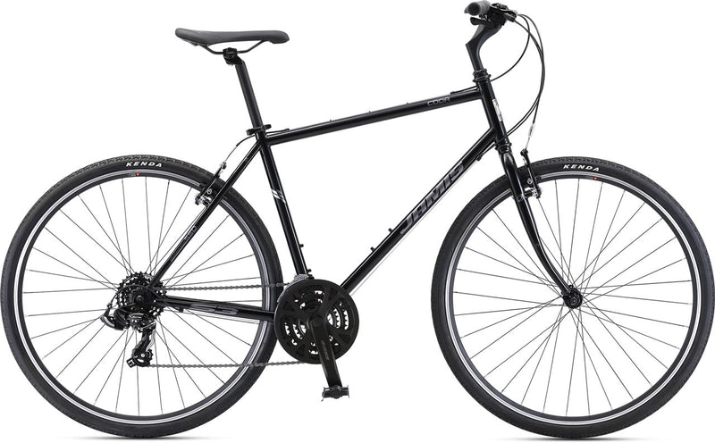 Jamis Coda S3 Flat Bar Road Bike Gloss Black 2020