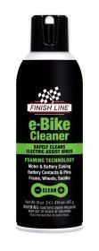 Finish Line E-Bike Cleaner 14oz Aerosol
