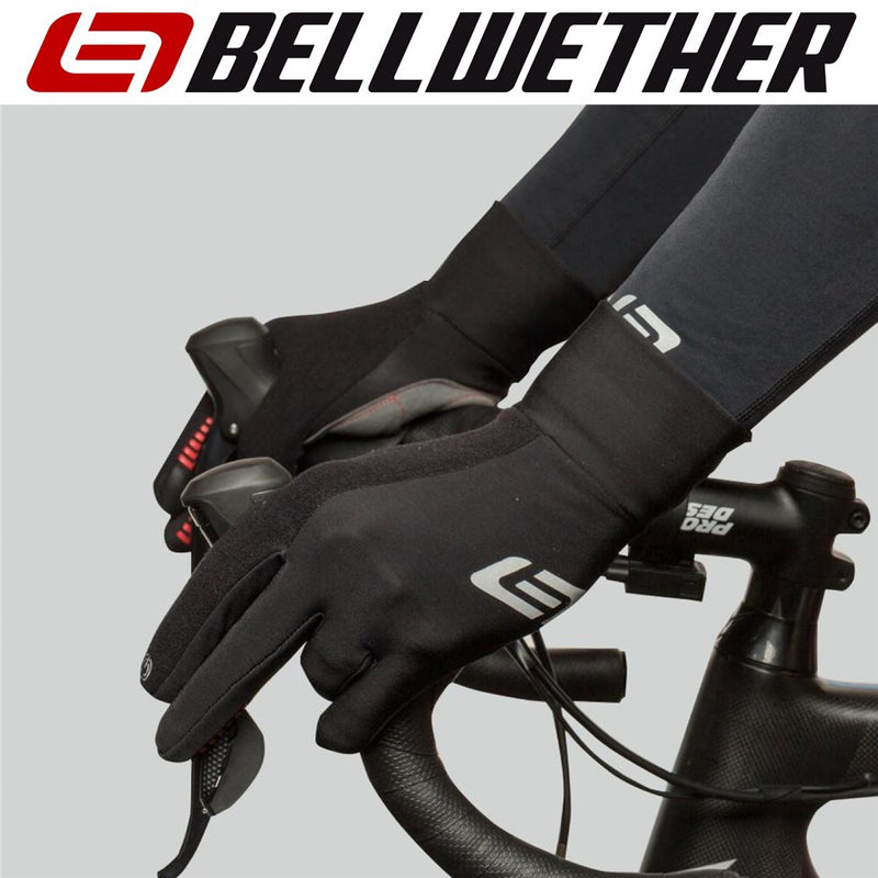 Bellwether Climate Control Cycling Gloves Black