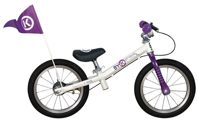 ByK E-250L Balance Bike (Purple)