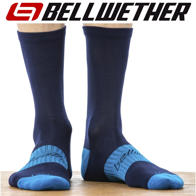 Bellwether Socks Tempo Navy
