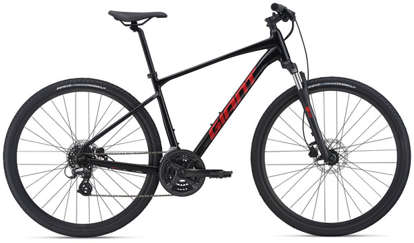 Giant Roam 4 Disc Hybrid Bike Black 2021