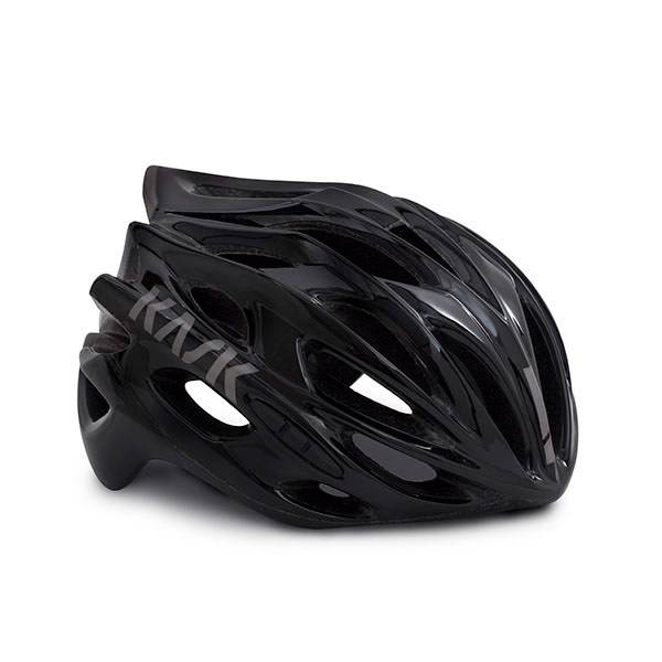Kask Mojito 16 Cycling Helmet Nero Gloss Black
