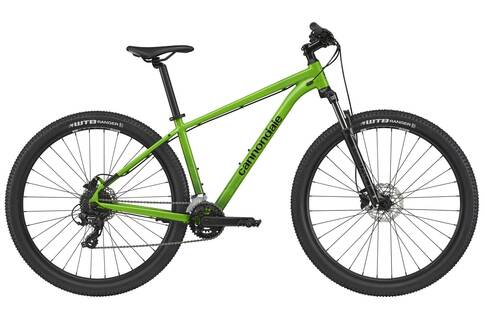 Cannondale Trail 7 Mountain Bike Green 2021