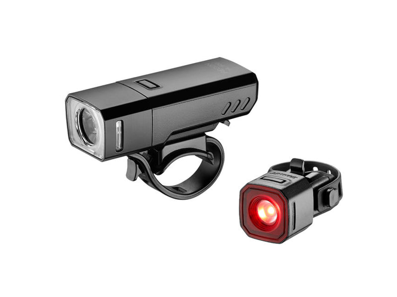Giant Recon HL 500 Recon TL 100 Front and Rear Bike Light Combo