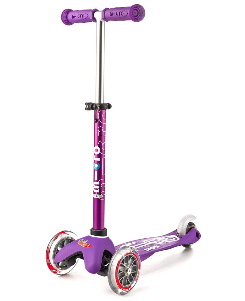 Micro Mini Deluxe Scooter Purple