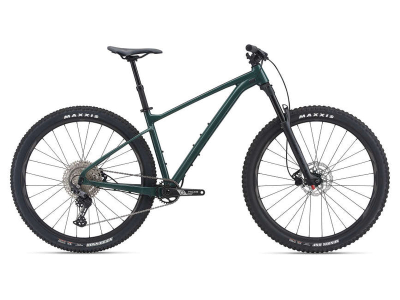 Giant Fathom 29 2 Mountain Bike Trekking Green 2021