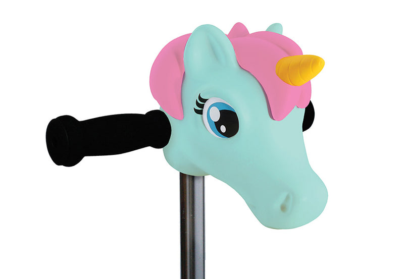 Scootaheadz Mint Unicorn Elsa