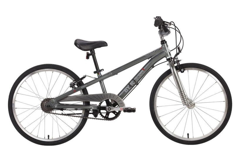 ByK E-450x3i Internal Geared Kids Bike (Stealth Charcoal)