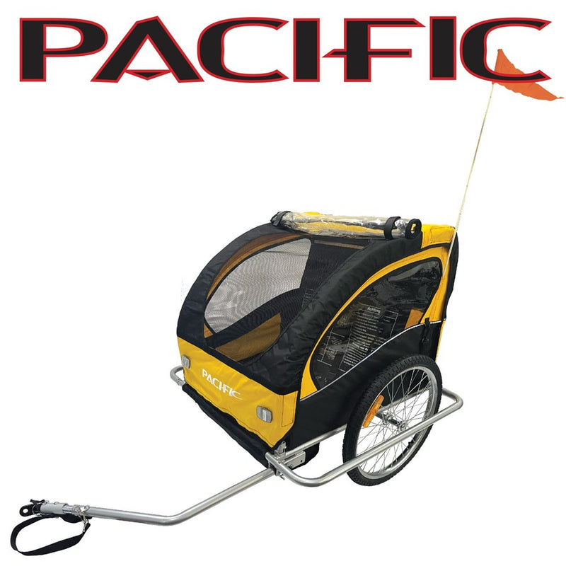 Pacific Trailer Double Child Trailer