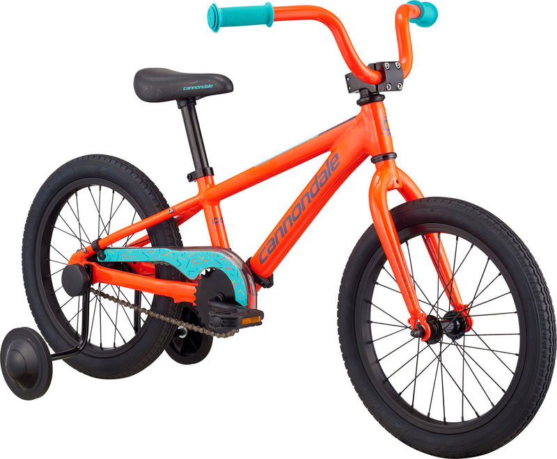Cannondale Trail 16 Kids Bike Acid Red 2021