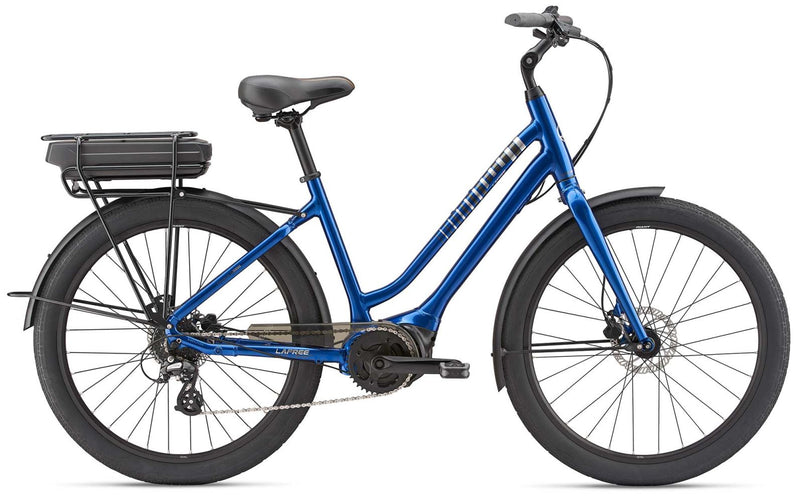 Giant Lafree E+ 2 E-bike Royal Blue 2019