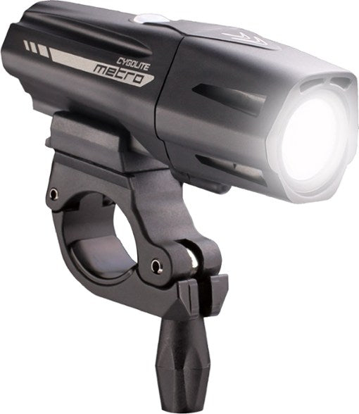 Cygolite Metro Plus 650 Lumen USB Rechargable Head Light Bike Light