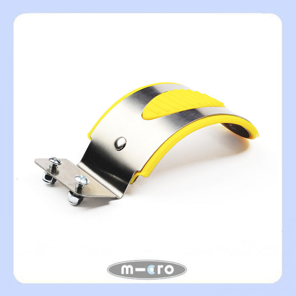 Micro Maxi Deluxe Scooter Brake Yellow