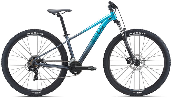 Liv Tempt 3 Womens Mountain Bike Teal 2021